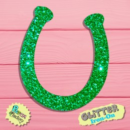 Ironing board Glitter horseshoe small