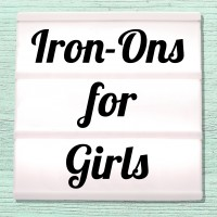 Iron-on pictures for girls romantic and naughty
